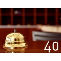 Software Gestione Alberghi - 40 Camere - Canone Mensile